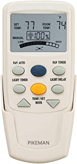 Sponsored Ad - Ceiling Fan Remote Control Replace Hampton Bay Thermostatic LCD W Fan Timer FAN-9T L3HFAN-9T (Remote Only) ...