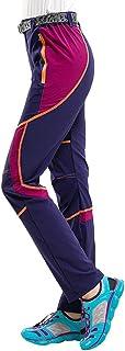 comprar comparacion Byqny Pantalones De Montaña Al Aire Libre Transpirable De Secado Rápido Hombres Mujeres Impermeables Al Viento Trekking So...