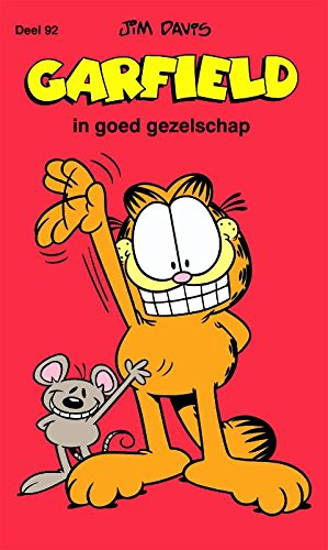 Garfield in goed gezelschap