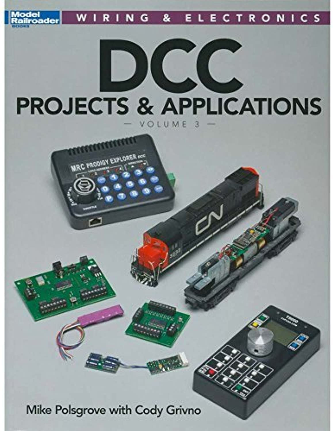 KALMBACH 12486 DCC Projects Applications Volume 3 by Kalmbach