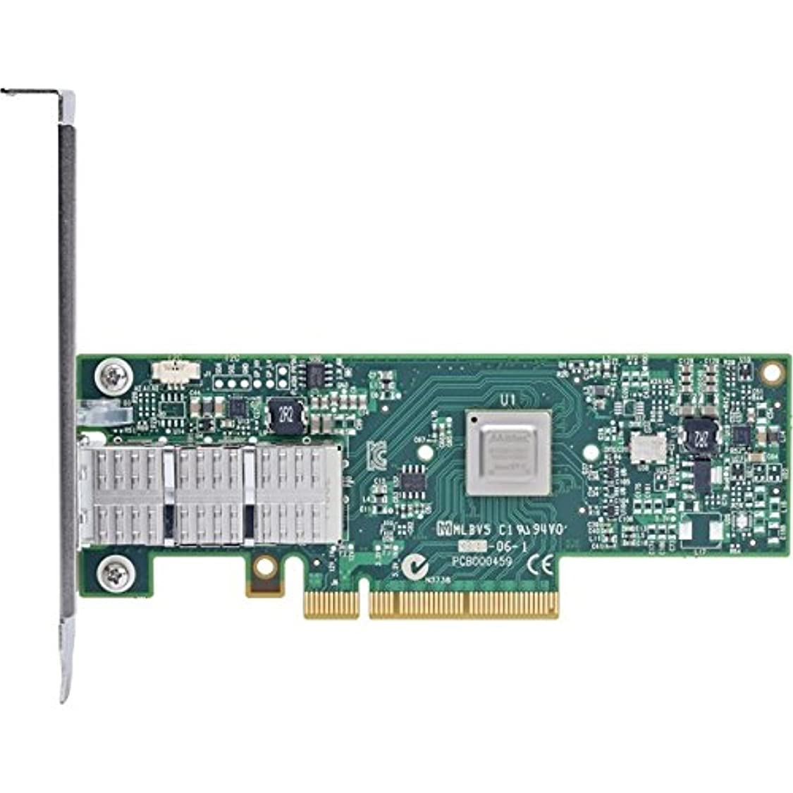 セブン支払いそれにもかかわらずMellanox MCX353A-TCBT 10Gigabit Ethernet Card - ConnectX 3 VPI Fibre Optic Card PCI Express x8