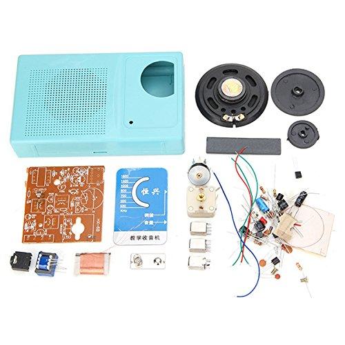 BephaMart AM Radio DIY Electronic Kit Learning Suite