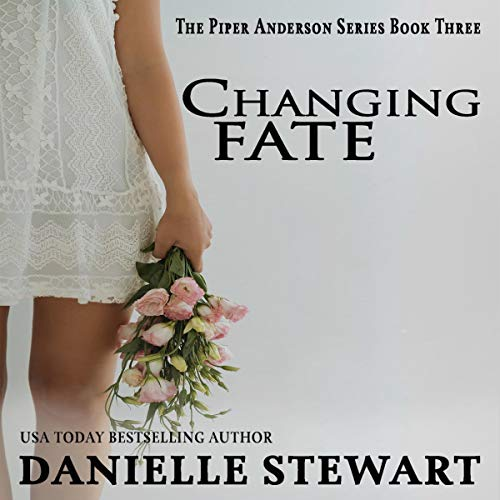 Changing Fate audiobook cover art