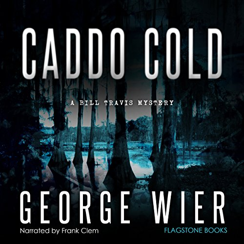 Caddo Cold audiobook cover art