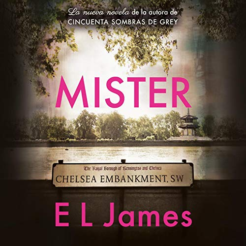 Mister (Spanish Edition) audiobook cover art