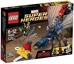 LEGO (LEGO) Super Heroes Ant-Man Final Battle 76039