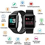 Zoom IMG-1 yamay smartwatch orologio fitness donna