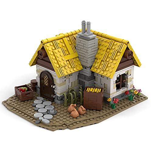 Myste Modular Haus Bausteine, MOC-58003,...