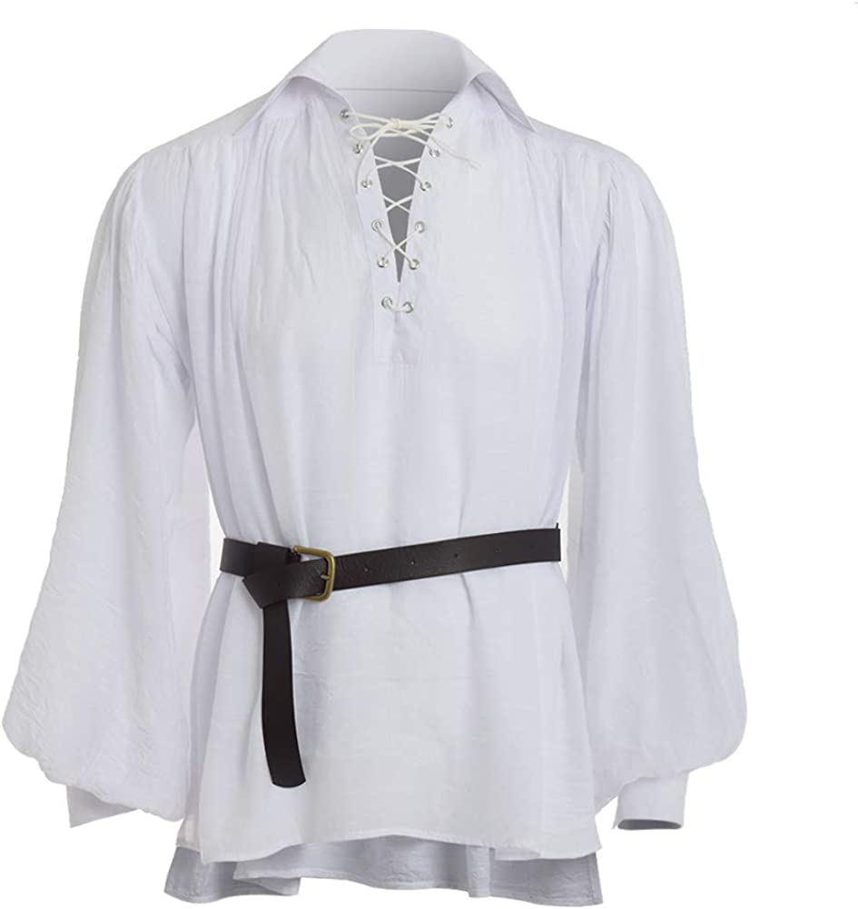 Excellent GRACEART Renaissance Men's OR Women's Medieval Pirate shipfree Shirt Cost