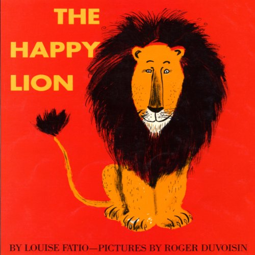Happy Lion  By  cover art