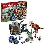 LEGO Juniors Jurassic World - L'évasion du tyrannosaure - 10758 - Jeu...