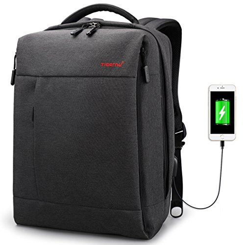 TIGERNU Business Backpack fits 14.1 Inch Laptop Computer Backpack/Travel Daypack, Lightweight/Water...