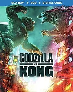 Godzilla vs. Kong (Blu-ray + DVD + Digital)