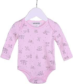 Nafanio 2018 Baby Bodysuit Long Sleeve Girl Boy Clothes Jumpsuit