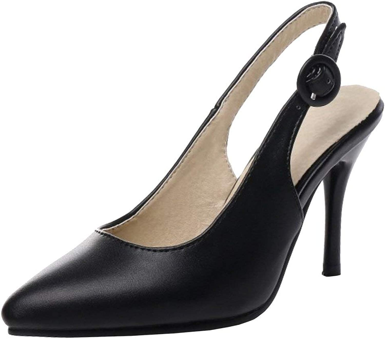 Unm Women Stiletto Office shoes
