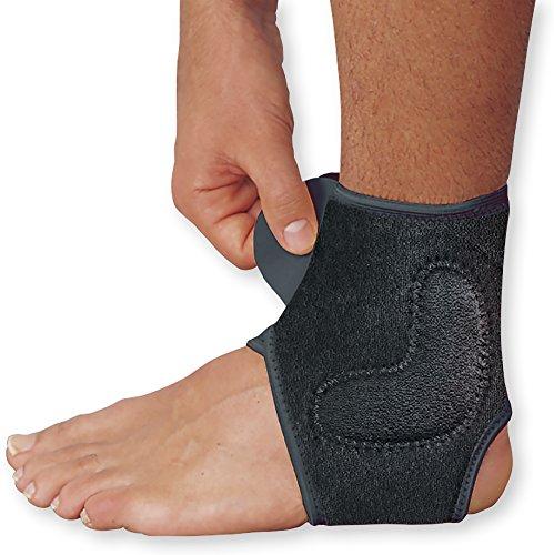 WellWear Copper Ankle Brace, One Size