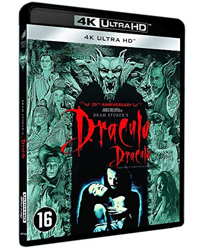Dracula 4K UHD [Blu-Ray]