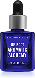 Naturopathica Re-Boot Aromatic Alchemy, 0.5 oz.