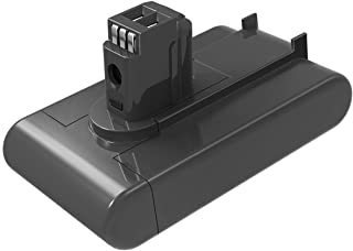 Fancy Buying Extended Battery for Dyson DC31 DC34 DC44(Type A,Not fit Dyson Type B) 917083-01 17083-2811 18172-01-04 17083-4211 18172-0201 917083-03 Handheld Vacuum Cleaner - [22.2V 3000mAh/66.6Wh]