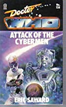 Doctor Who-Attack of the Cybermen (Target Doctor Who Library) by Eric Saward (1989-04-20)