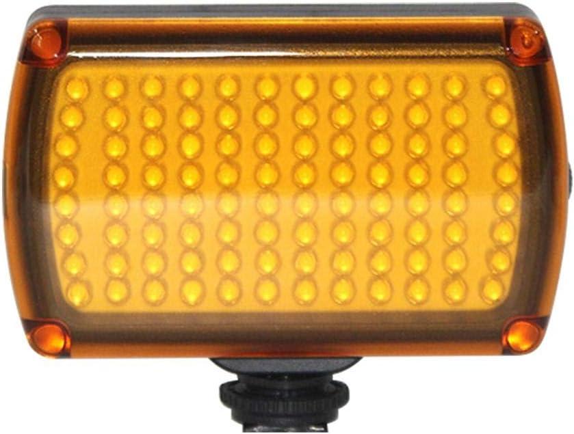 iShin/é Lampe de cam/éra LED lumi/ère LED dimmable avec dautres Accessoires pour DJI OSMO Zhiyun Smooth 4 Feiyu GoPro