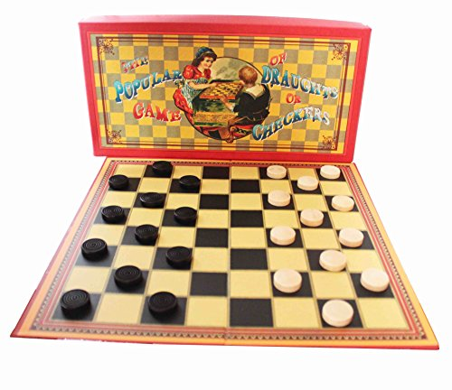 The Popular Game Draughts