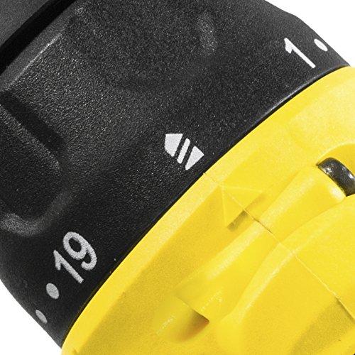 TROTEC Professional Akkubohrschrauber PSCS 10-16V, 1,5 Ah, 2 Gang, 30 Nm, 19+1 - 6