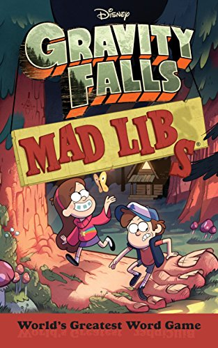 Gravity Falls Mad Libs