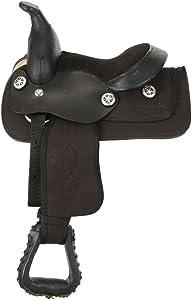 King Series Mini Synthetic Saddle