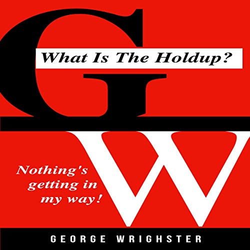What Is the Holdup? cover art