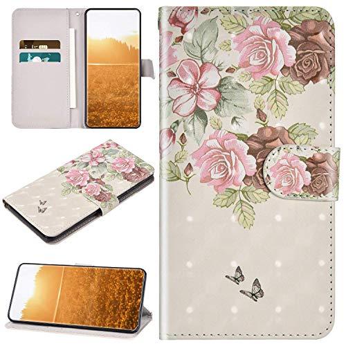 Urhause Funda Samsung Galaxy A71 Carcasa Antigolpes Cartera Soporte Funda 3D Diseño...