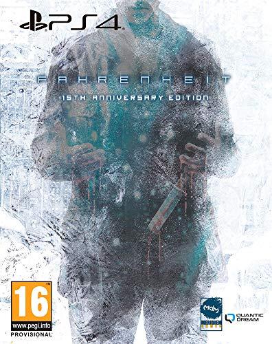 Fahrenheit 15Th Anniversary Edition para PS4