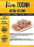 Viva Planta Toona Atun 250g | Sin Gluten | Vegan | Sin carne | 100% Vegetal | Plant Based | Sin Gluten