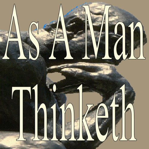 『As a Man Thinketh』のカバーアート