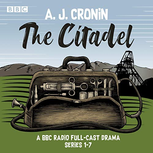 The Citadel: Series 1-7 audiobook cover art