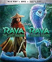 RAYA AND THE LAST DRAGON [Blu-ray] (Bilingual)