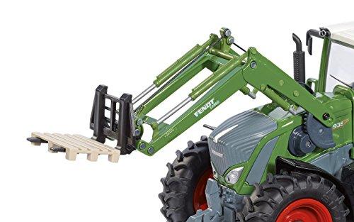 RC Traktor kaufen Traktor Bild 1: Siku 6778 - Fendt 939 Vario mit Frontlader und Fernsteuermodul, Fahrzeuge mit Funktion, grün*