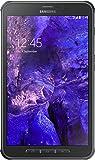 Samsung Galaxy Tab Active T365 20,32 cm (8 Zoll) LTE Outdoor Tablet PC (1,2 GHz Quad Core 1,5GB RAM 16GB interner Speicher Android 4,4) titanium grün