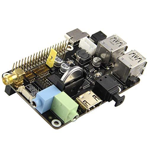 LHQ-HQ DIY-Kit Modul X200 Multifunktions-Expansion Board Kit for Raspberry Pi B + Display-Zubehör
