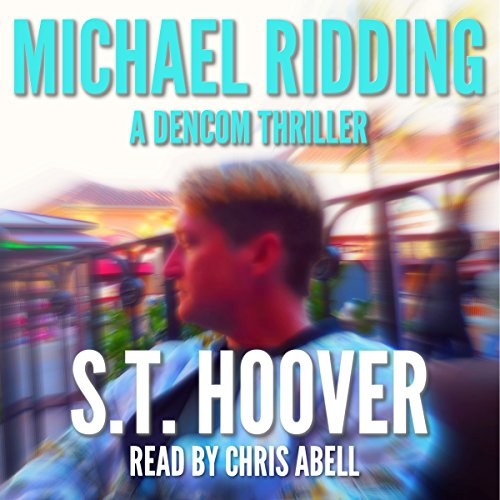 Michael Ridding audiobook cover art