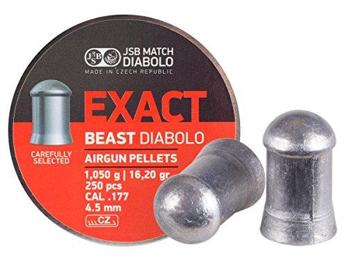 JSB Air Gun Pellets EXACT.177 Caliber