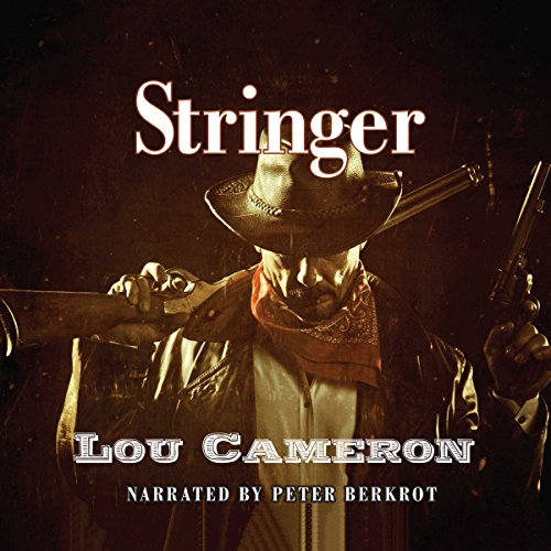 Stringer audiobook cover art
