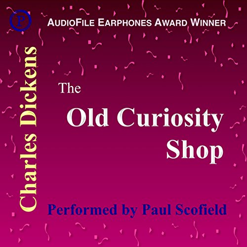 The Old Curiosity Shop Titelbild