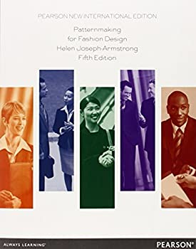 Patternmaking for Fashion Design by Armstrong Helen Joseph  2013  Paperback