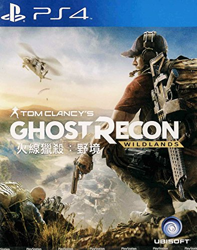 Ghost Recon: Wildlands (ENGLISH & CHINESE SUBTITLE) - PlayStation 4 [PS4]