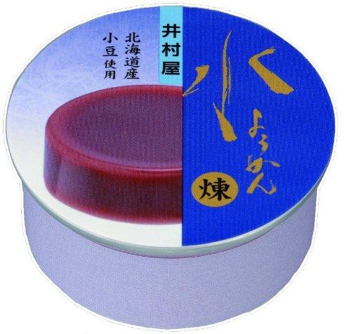 井村屋 缶水ようかん 煉 83g