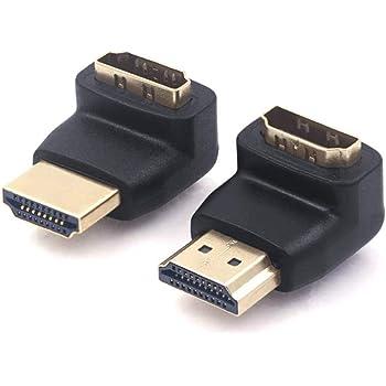 Amazonbasics Hdmi Kabel 304 8 Cm 90 Winkel High Elektronik