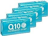 Seife Q10 Face&Body 4 x 100g