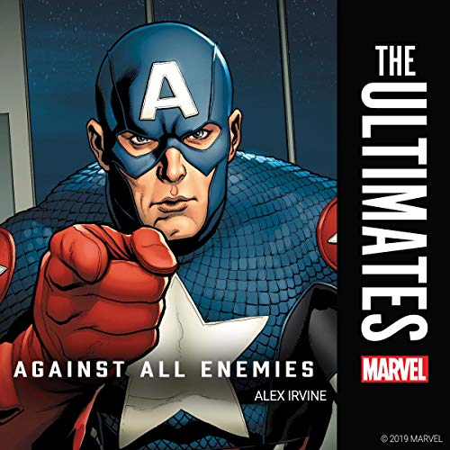 The Ultimates: Against All Enemies Titelbild