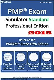 PMP Exam Simulator Standard Professional Edition 2015 [Download]